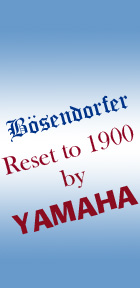Bösendorfer - Reset to 1900 by Yamaha